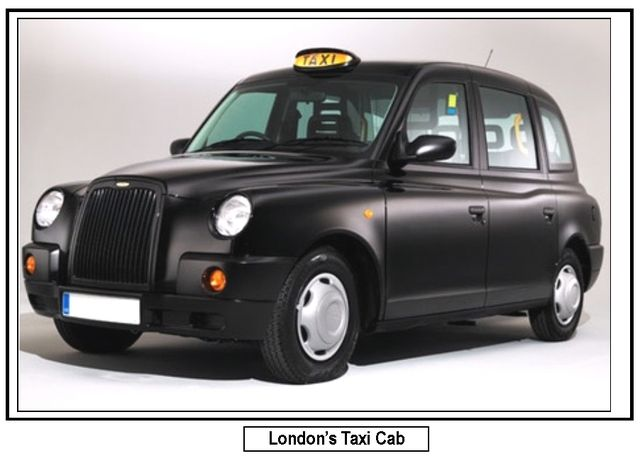 London's Taxi Cab