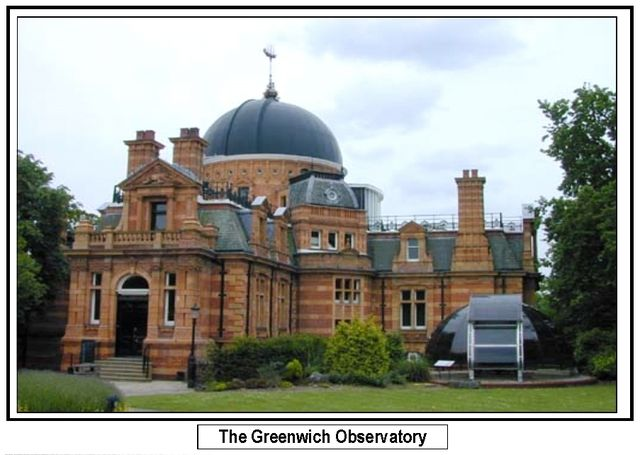 The Greenwhich Observatory