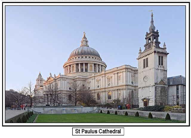 London Flash cards16
